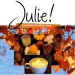 Julie, Bergen
